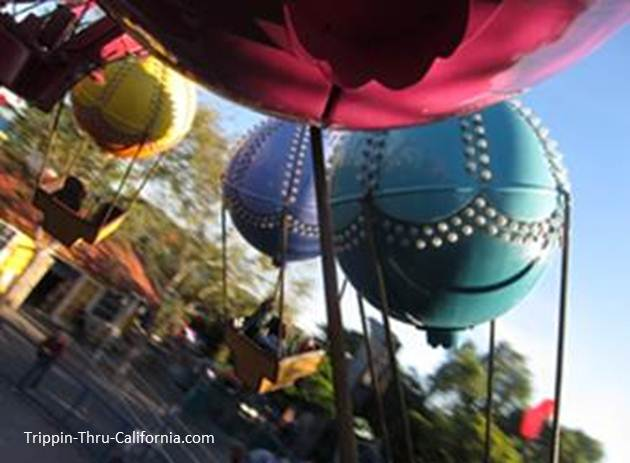 Balloon Ride at Adventure City