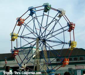 Balboa Fun Zone. The Newport Beach Balboa Fun Zone with its small Ferris Wheel has long been a tradition for families with kids who come to play near the ocean.