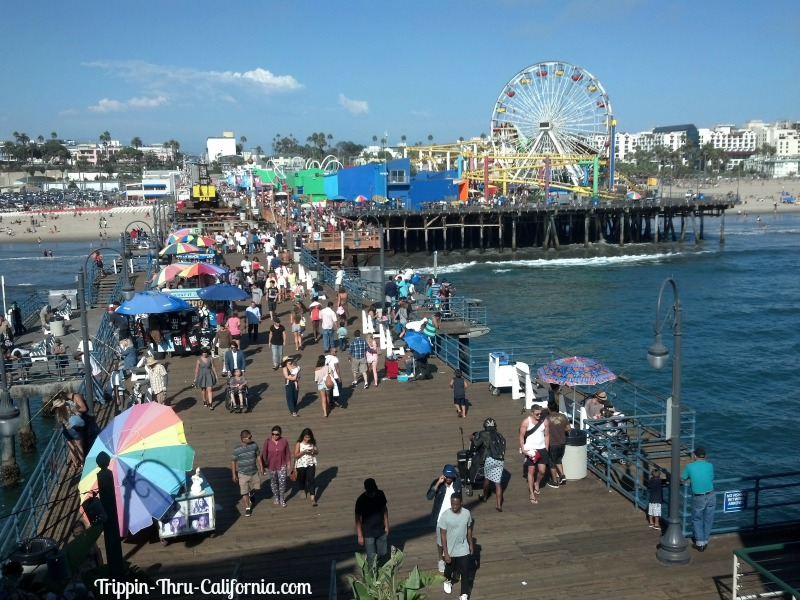 Santa Monica Things To Do With Kids