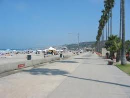 La Jolla Shores Beach...