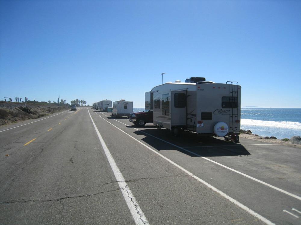 Rv Resort California Beach