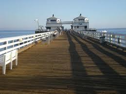 Malibu Pier..