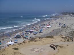 South Carlsbad State Beach...