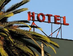 California Hotel...