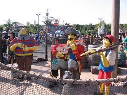 LEGOLAND Pirates..