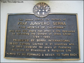 Junipero Serra..