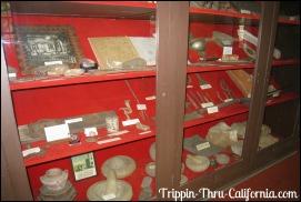 Museum Items..