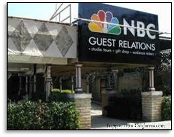 NBC Studios Guest Relations..