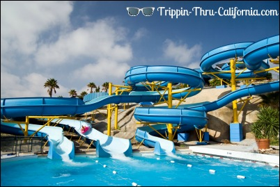 Raging Waters Slides..