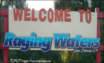 Welcome to Raging Waters...