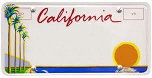 License Plate...