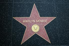 Hollywood Walk of Fame...