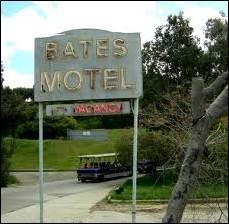 Bates Motel..
