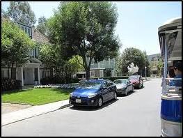 Wisteria Lane..