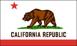 California State Flag..