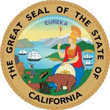 Great Seal of California..