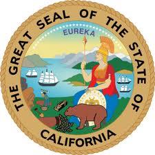 Great Seal of California..