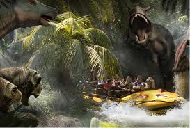 King Kong at Universal Studios..