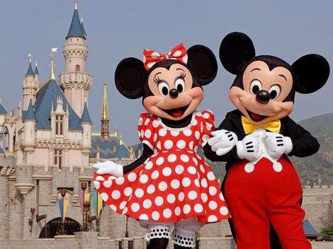 Disneyland California!..