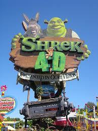 Shrek 4-D..