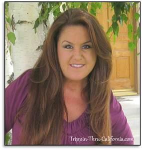 Patty Burns Owner of TrippinThruCalifornia.com