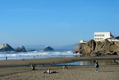 Ocean Beach..