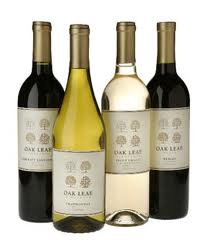 Oak Leaf Wine...