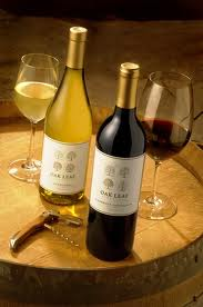Oak Leaf Wine..