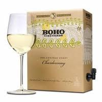 BOHO Box Wine..