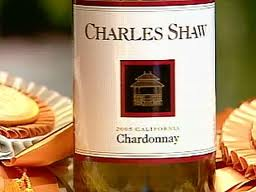 Two Buck Chuck Chardonnay..