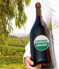 Certified Organic Wine..