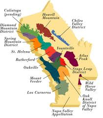 Cali Wine Regions..
