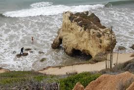 El Matador Beach..