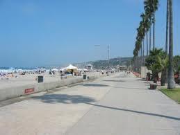 La Jolla Shores Beach...