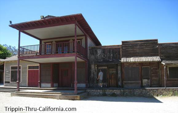 Paramount Ranch Western Town...