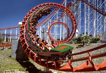 Six Flags Magic Mountain Viper