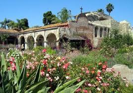 Mission San Juan Capistrano..