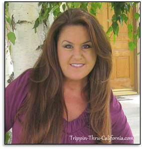 Patty Burns Owner of TrippinThruCalifornia.com