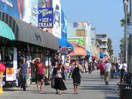 Venice Beach California Shops